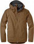 Outdoor Research Foray Jacket Braun, Male Gore-Tex® Freizeitjacke, M