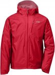 Outdoor Research Helium II Jacket, Hot Sauce Rot, L