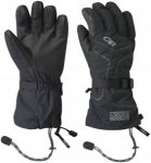 Outdoor Research Highcamp Gloves Schwarz, Male PrimaLoft® Accessoires, M