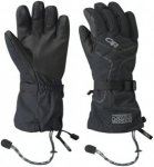 Outdoor Research Mens Highcamp Gloves Schwarz, S, Herren Fingerhandschuh