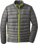 Outdoor Research Transcendent Sweater Grau, Male Daunen Daunenjacke, S