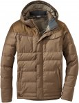 Outdoor Research M Whitefish Down Jacket Braun | Herren Freizeitjacke