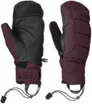 Outdoor Research Stormbound Mitts Rot, Daunen Accessoires, L