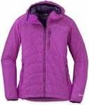 Outdoor Research Cathode Hooded Jacket Lila/Violett, Female PrimaLoft® Isolatio