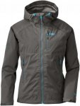 Outdoor Research Clairvoyant Jacket Grau, Female Gore-Tex® L -Farbe Charcoal, L