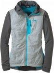 Outdoor Research Deviator Hoody Colorblock, Female Polartec® Isolationsjacke, M