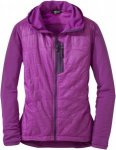 Outdoor Research Deviator Hoody Lila/Violett, Female Polartec® Isolationsjacke,