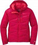 Outdoor Research W Floodlight Jacket Damen | Rot | XS | +XS,S,M