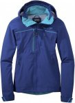Outdoor Research Skyward Jacket Blau, Female Isolationsjacke, XS