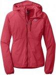 Outdoor Research Womens Tantrum Hooded Jacket Rot, L, Damen Freizeitjacke