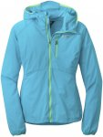 Outdoor Research W Tantrum Hooded Jacket, Typhoon Blau | Größe XS | Damen Soft