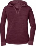 Outdoor Research Zenga Hoody Rot, Female Freizeitpullover, L