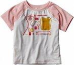 Patagonia Baby Capilene Silkweight T-Shirt | Größe 3T,4T | Kinder Kurzarm-Shir