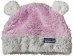 Patagonia Baby Furry Friends Hat Pink, 12M, Kinder ▶ %SALE 45%