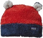 Patagonia Baby Furry Friends Hat Rot, 5T, Kinder ▶ %SALE 45%