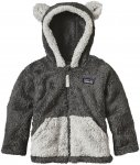 Patagonia Baby Furry Friends Hoody Grau, 4T -Farbe Forge Grey, 4T