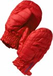 Patagonia Baby Puff Mitts Rot | Größe 3M | Kinder Fausthandschuh