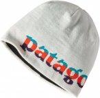 Patagonia Beanie Hat Weiß | Größe One Size |  Accessoires