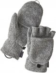 Patagonia Better Sweater Gloves Grau |  Fausthandschuh