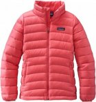 Patagonia Girls Down Sweater Pink, Female Daunen Daunenjacke, M