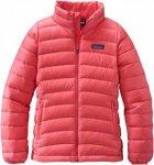 Patagonia Girls Down Sweater Mädchen | Pink | M | +M,XL