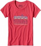 Patagonia Girls Femme Fitz Roy Cotton Poly T-Shirt | Größe L,M | Kinder Mädch