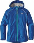Patagonia Girls Torrentshell Jacket Blau, Female Freizeitjacke, XS