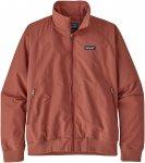 Patagonia M Baggies Jacket Rot   Herren