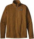 Patagonia M Better Sweater 1/4 Zip | Größe XXL | Herren Fleece- & Powerstretch