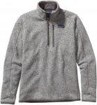 Patagonia Better Sweater 1/4 Zip Grau, Male Freizeitpullover, XL