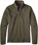 Patagonia M Better Sweater 1/4 Zip | Herren Fleece-Pullover