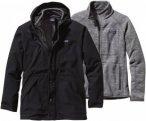 Patagonia M Better Sweater 3-IN-1 Parka | Größe XL | Herren Doppeljacke / 3-in