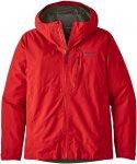 Patagonia M Calcite Jacket Rot | Herren Regenjacke