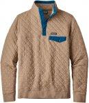 Patagonia M Cotton Quilt Snap-T Pullover | Größe XL | Herren Freizeitpullover