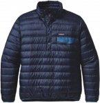 Patagonia M Down Snap-T Pullover | Herren Freizeitpullover