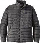 Patagonia M Down Sweater, Forge Grey | Herren Daunenjacke