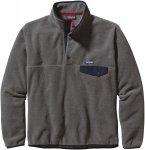 Patagonia M Lightweight Synchilla Snap-T Pullover | Herren Fleece-Pullover