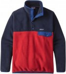 Patagonia Lightweight Synchilla Snap-T Pullover Colorblock, Male Freizeitpullove