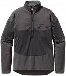 Patagonia M Long-Sleeved R1 Field Shirt | Größe XXL | Herren Langarm-Hemd