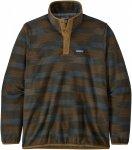 Patagonia M Micro D Snap-T Pullover Grün   Größe XXL   Herren Fleece-Pullover