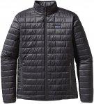 Patagonia M Nano Puff Jacket Grau | Größe L | Herren Winterjacke