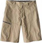 Patagonia Sandy CAY Shorts Beige, Male Shorts, M
