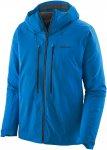 Patagonia M Stormstride Jacket Blau | Größe XL | Herren Windbreaker