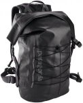 Patagonia Stormfront Roll Top Pack 45L, Black Schwarz, 45l