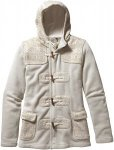 Patagonia Better Sweater Icelandic Coat Beige, Female Fleecejacke, L