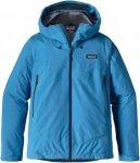 Patagonia Cloud Ridge Jacket Blau, Female Freizeitjacke, M