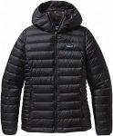Patagonia Down Sweater Hoody, Black Schwarz, XL