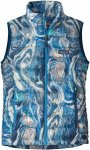 Patagonia Down Sweater Vest (Modell Winter 2016) Blau, Female Daunen Mens -Farbe