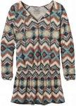 Patagonia W Kamala Drop Waist Tunic | Größe S,M,L | Damen Langarm-Shirt