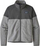 Patagonia W Lightweight Better Sweater Shelled Jacket Grau | Größe XS | Damen